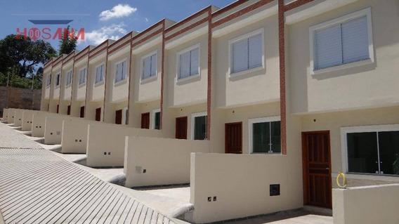 Sobrado Residencial À Venda, Jardim Alice, Franco Da Rocha. - So0536