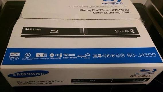 Blu-ray Samsung Usb. 2.0 Hd 1080p Player J4500
