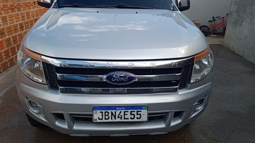 Imagem 1 de 2 de Ford Ranger 2014 3.2 Xlt Cab. Dupla 4x4 Aut. 4p