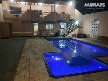 Casa Residencial À Venda, Jardim Bela Vista, Bauru. - Ca0939