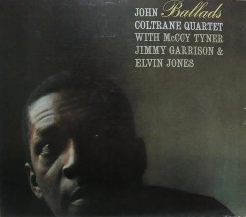 Imagem 1 de 7 de Lp John Coltrane Quartet Ballads Importado Redição180 Gramas