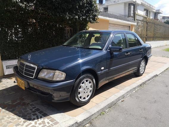 Mercedes-benz Clase C Clase C 180 Mec 1999