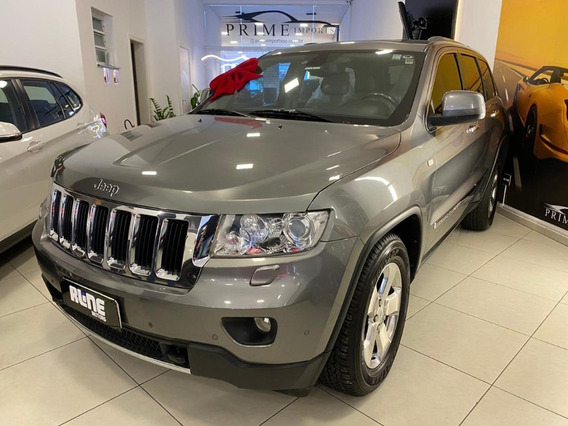 Jeep Gran Cherokee Limited Crd 2013