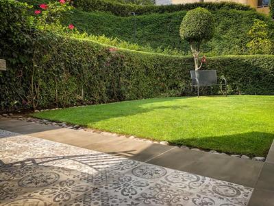 Increíble Departamento Con Jardín Privado En Interlomas