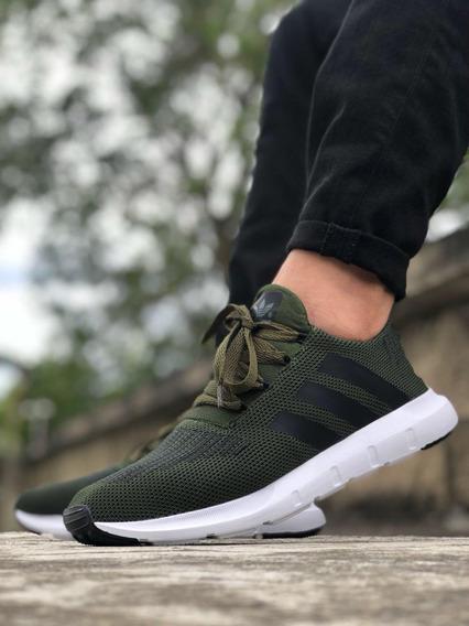 Zapatos Deportivos Tenis adidas Swift Run De Caballero