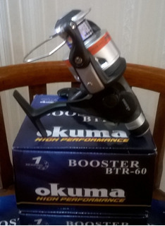 Reel Frontal Okuma Booster Btr-60