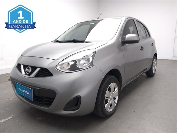 Nissan March 1.0 Conforto 12v Flex 4p Manual