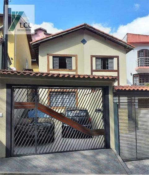 Sobrado Com 2 Dormitórios À Venda, 120 M² Por R$ 420.000,00 - Jardim Santa Rosa - Taboão Da Serra/sp - So0018