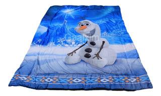 Edredon Frozen Olaf Individual Disney Providencia