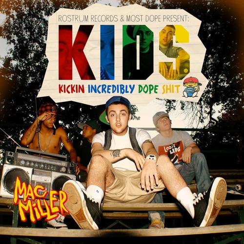 Vinilo Mac Miller K.i.d.s. [2 Lp]