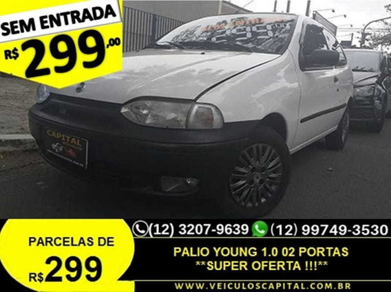 Fiat Palio Young 1.0mpi 2p 2001