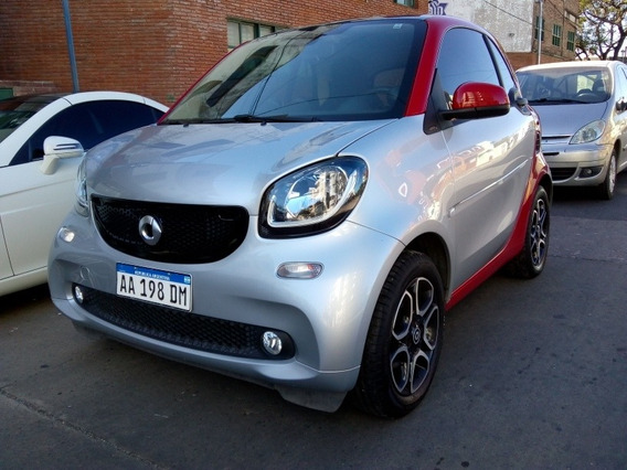 Smart Fortwo 2016 1.0 Passion