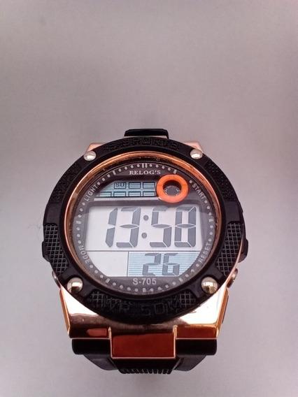 Relógio Masculino Esportivo Digital Barato A Prova Dágua