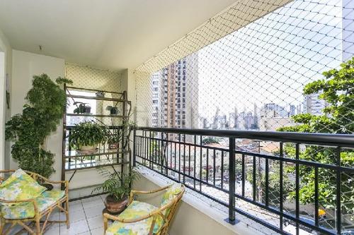 Imagem 1 de 15 de Apartamento - Perdizes - Ref: 50377 - V-50377