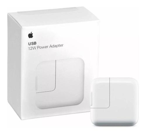 Cargador Usb 12w Para iPhone Apple Original