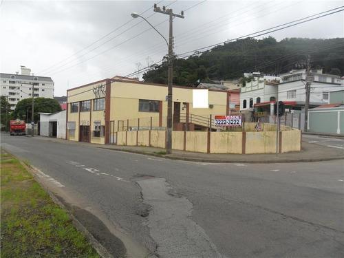 Imagem 1 de 15 de Galpão Comercial Para Venda E Locação, Saco Dos Limões, Florianópolis. - Ga0018