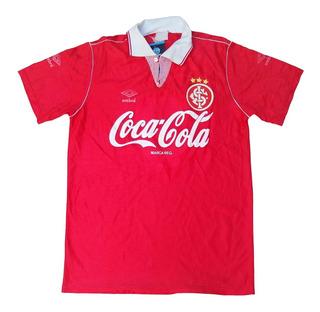 Internacional 1992 M Nº 8, Mesma Camisa De Jogo, Sem Defeito, Umbro, Original E Oficial