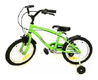 Bicicleta Robinson 0506 Rod14 Playera Std Varon Cuotas Beiro Hogar
