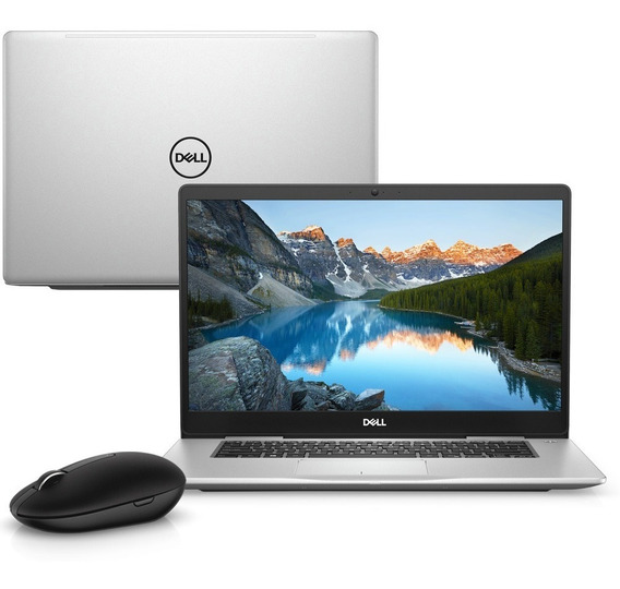 Notebook Dell Inspiron I15-7580-m30m Ci7 8gb Ssd 15.6 Mouse