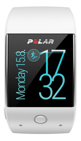 Reloj Smartwatch M600 Blanco Polar