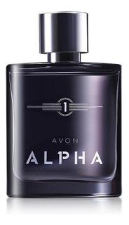 Avon Alpha Perfume Usado Como Demostrador - Mendoza
