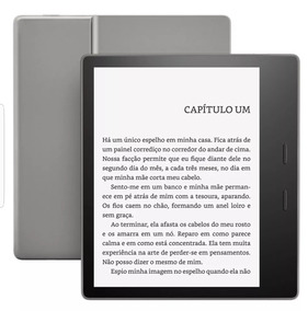 Novo Kindle Oasis (caixa Lacrada + Case Premium Importada)