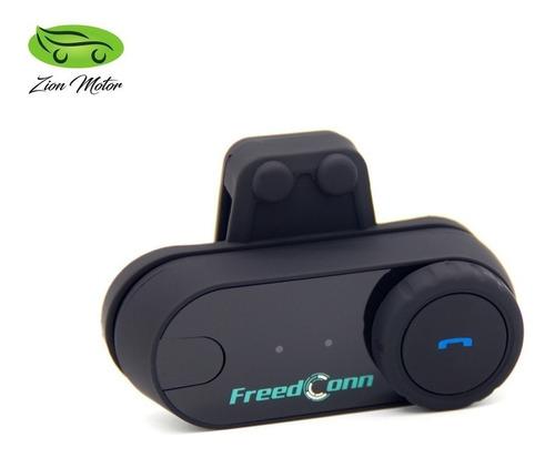 Intercomunicador Bluetooth T-com Vb 800mts Radio Fm Moto