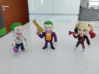 Joker Metals Die Cast X 3