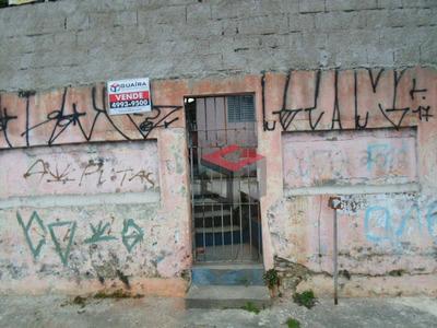 Terreno Residencial À Venda, Vila Linda, Santo André - Te4597. - Te4597