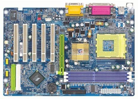 Gigabyte Ga-7va Socket A 462 Amd Athlon Xp Duron