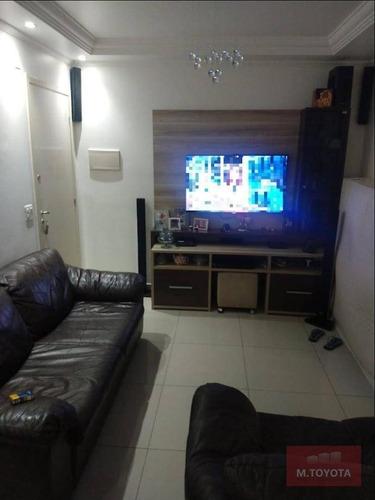 Imagem 1 de 30 de Apartamento Com 3 Dormitórios À Venda, 66 M² Por R$ 350.000,00 - Vila Augusta - Guarulhos/sp - Ap0011