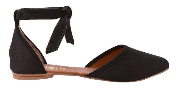 Sapatilha Sapato Feminina Chiquiteira Chiqui/5409