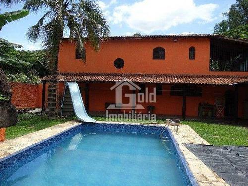 Imagem 1 de 14 de Chácara À Venda, Com 1300 M² Por R$ 1.300.000 - Sousas - Campinas/sp - Ch0093