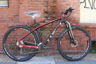 Bicicleta Mazzi Carbono 29er 20v Full Deore Horquilla Planet