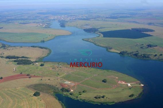 Terreno À Venda, 1141 M² Por R$ 100.000 - Centro - Iacanga/sp - Te1261