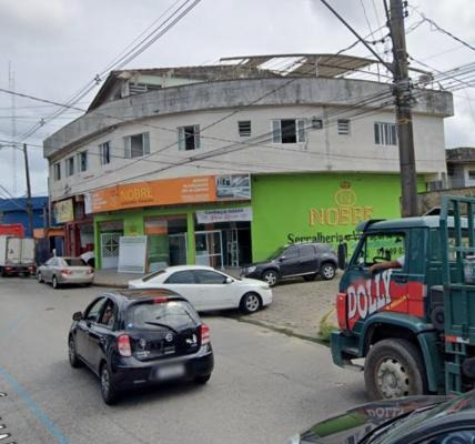 Apartamento No Belas Artes, Lado Praia Em Itanhaém,cod.6744