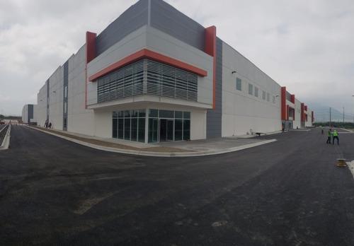 Imagen 1 de 3 de Bodega Industrial En Renta En Aaa Santa Catarina