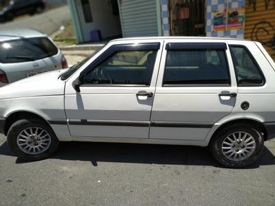 Uno Mille Ex 1.0 Ie 4 Portas 98/98 Branco