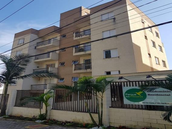 Apartamento Venda E Locação 02 Dormitórios Aceita Permuta,jardim Rincão-cotia-sp - 9369