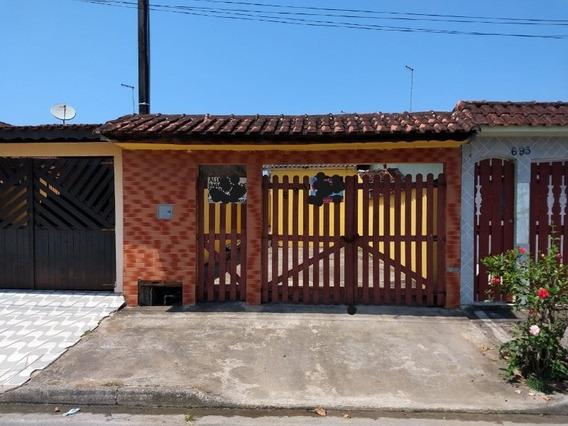 Casa Em Mongaguá - 1761 - 33543166