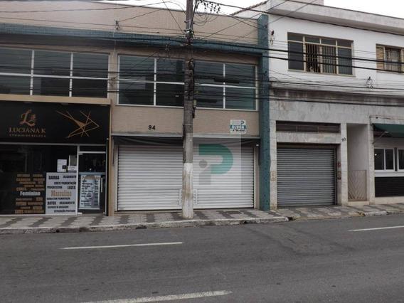 Alugo Salão No Centro De Mogi Das Cruzes - Sl0062