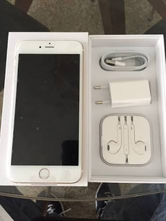 iPhone 6s Plus 64 Gb C/seguro Incluso