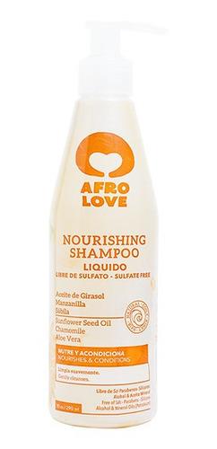 Shampoo Nourishing Afro Love - 290ml - mL a $133