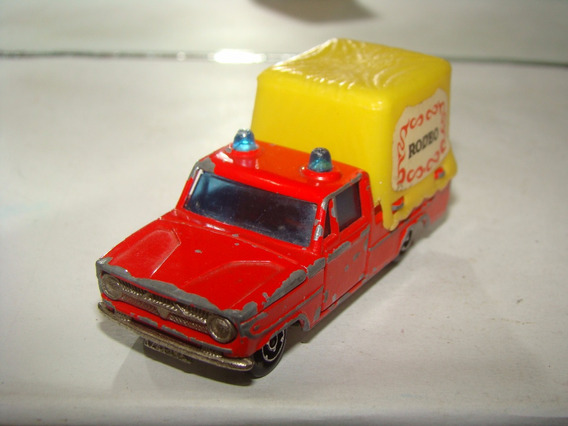 Majorette Pick-up Rodeo B076