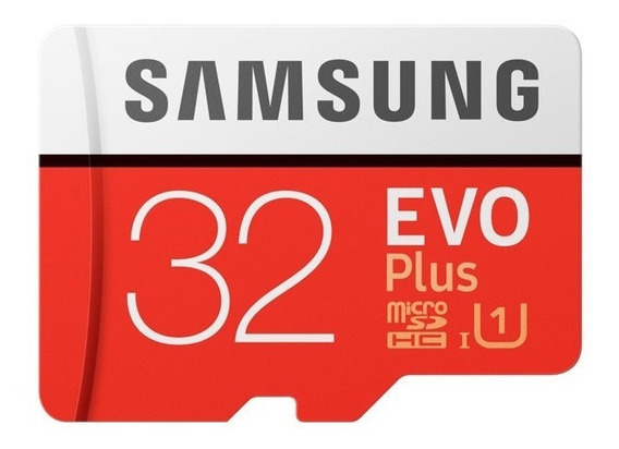 Cartão Microsd 32gb Samsung Evo Plus Classe10 95mb/s