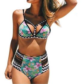 Bikini Trajes De Baño. Bikini, Monokini. Vintage. Mujer