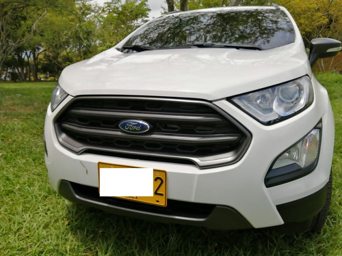 Camioneta Ford Ecosport Freestyle 4x4 At 2019