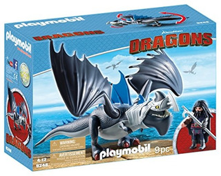 Playmobil® Cómo Entrenar A Tu Dragón Drago Y Trueno