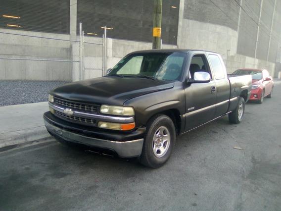 Chevrolet Silverado Cabina Y Media Automatica 1999