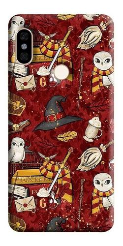 Estuche Forro Carcasa Harry Potter G Sony, Nokia, LG